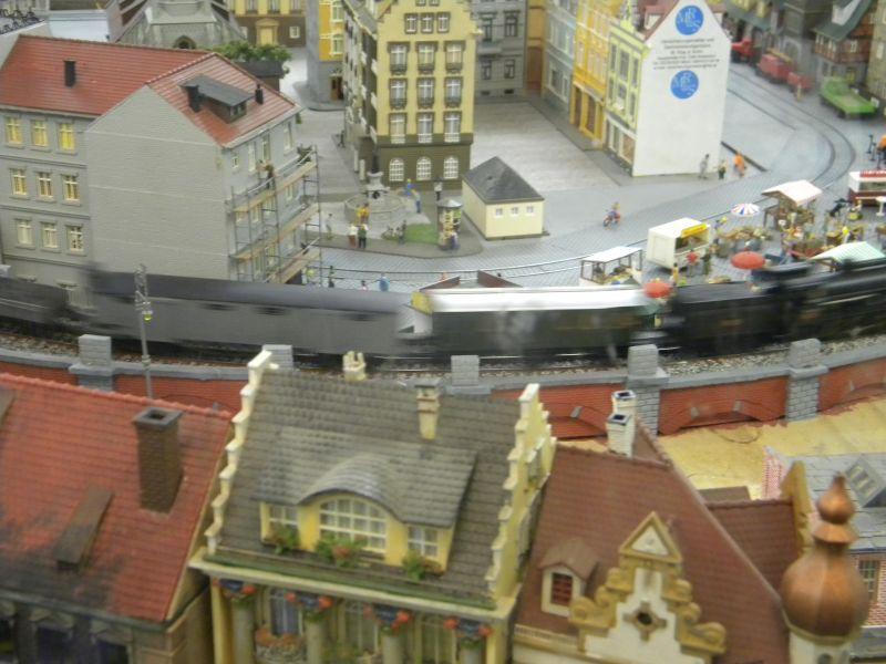 Modellbahnanlage vom Eisenbahnmuseum Strasshof 8684269mlx