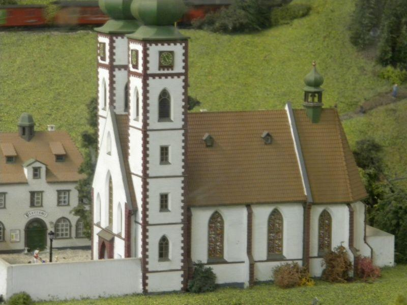 Modellbahnanlage vom Eisenbahnmuseum Strasshof 8684270gwj