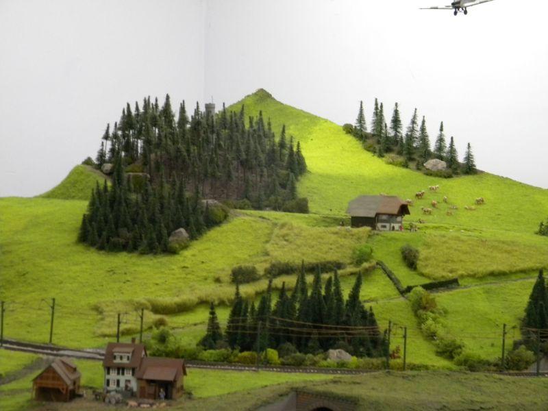 Modellbahnanlage vom Eisenbahnmuseum Strasshof 8684271oxx