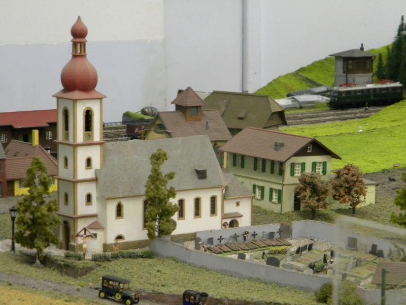 Modellbahnanlage vom Eisenbahnmuseum Strasshof 8684272uhq