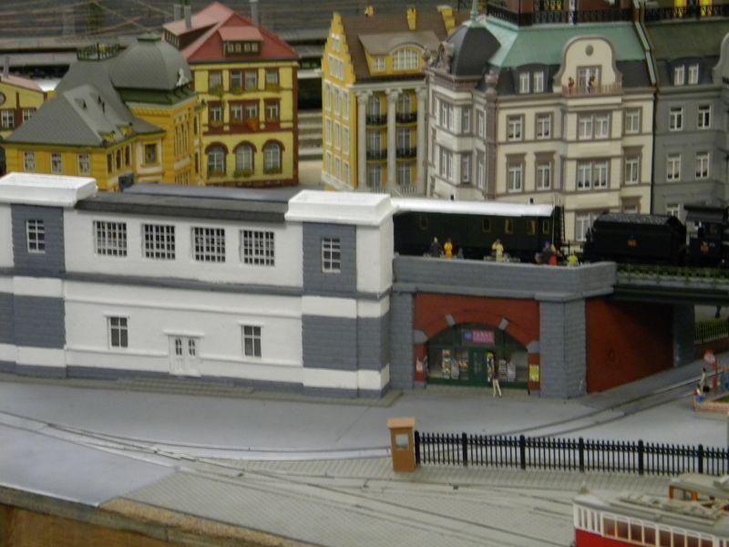 Modellbahnanlage vom Eisenbahnmuseum Strasshof 8684274ifq
