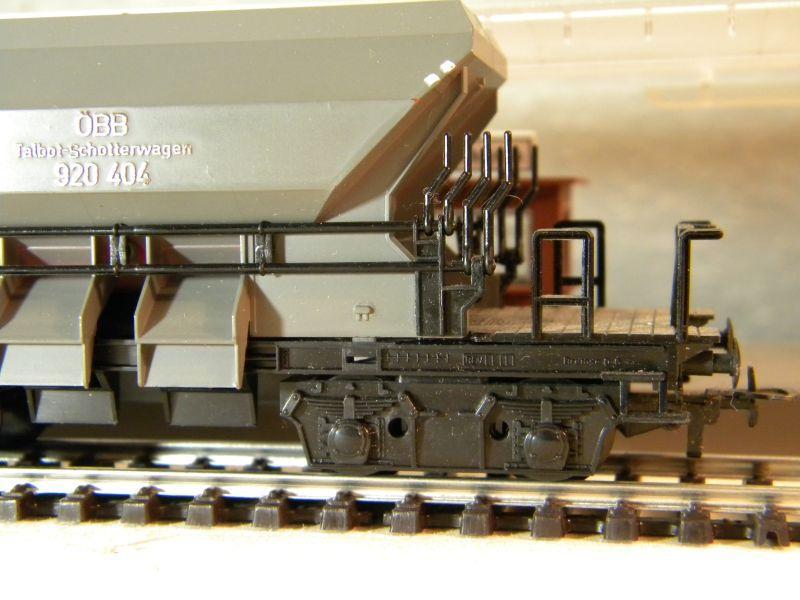 Kleinbahn 361 Schotterwagen ÖBB 8724765lrg