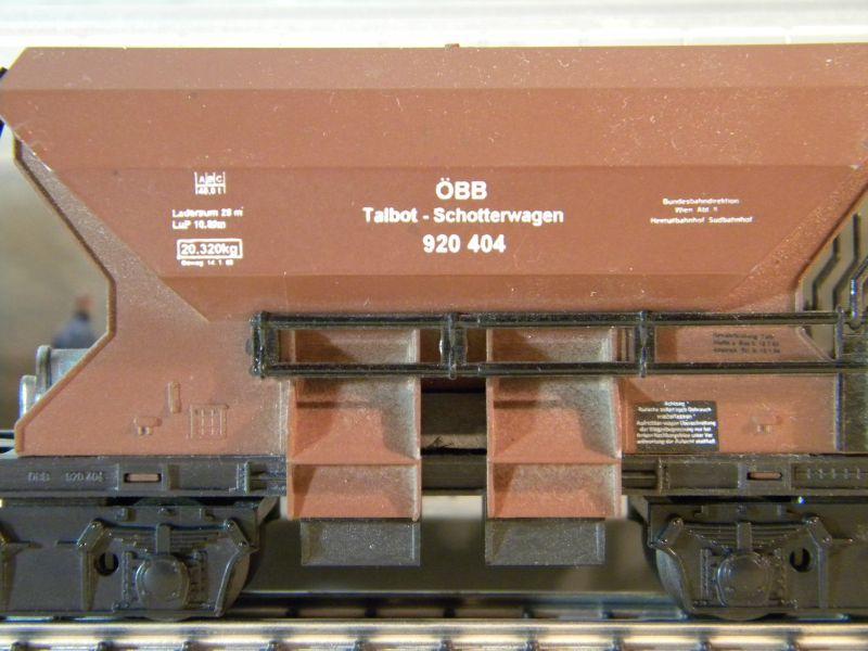 Kleinbahn 361 Schotterwagen ÖBB 8724768kpq