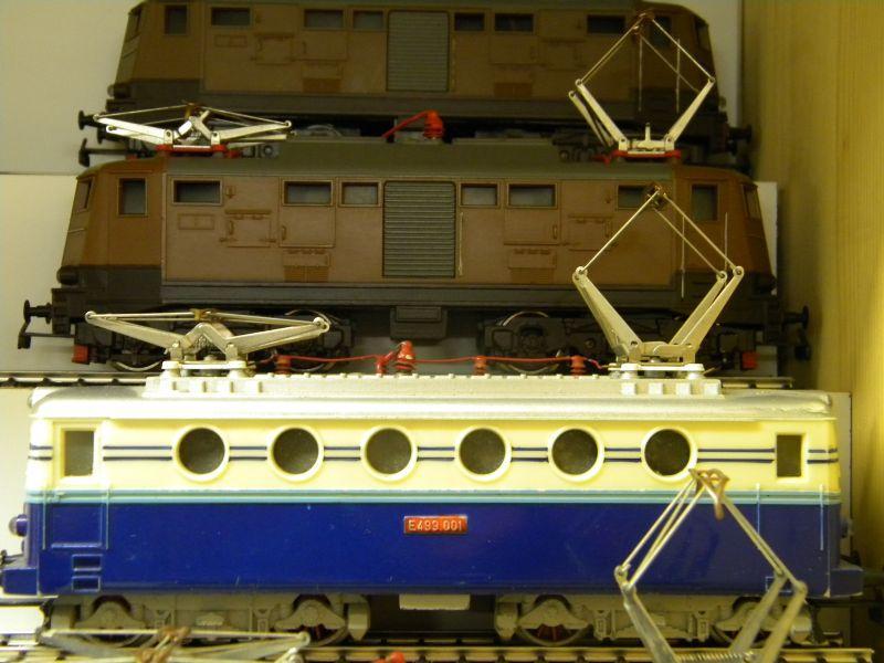 Das Kleine Bahn-Museum: Österreichs Modellbahngeschichte 8798291kue