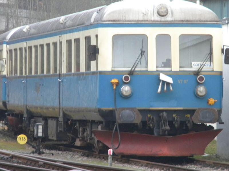 Regentalbahn Viechtach 8832082glx