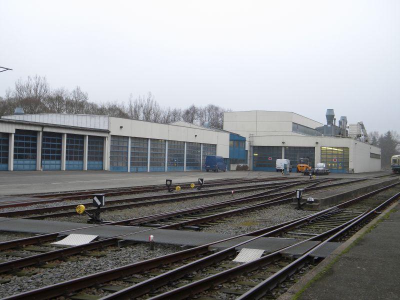 Regentalbahn Viechtach 8832083ept