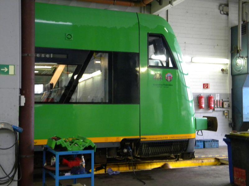 Regentalbahn Viechtach 8832154pkt