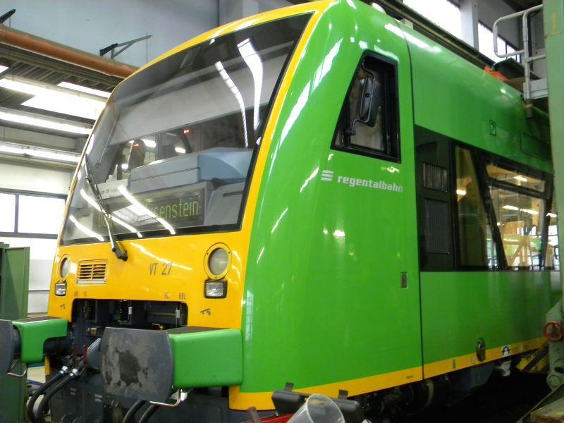 Regentalbahn Viechtach 8832156png