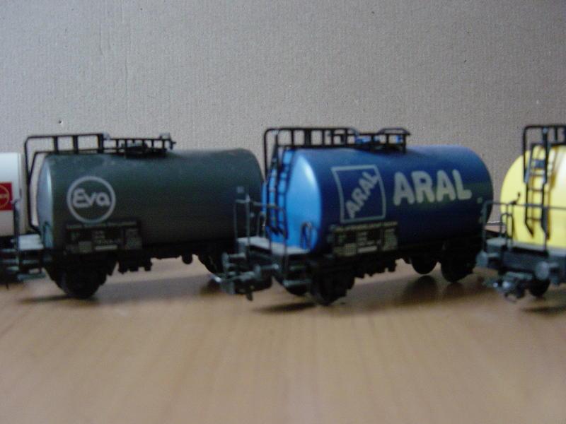 2-achsige Kesselwagen 8914619znm