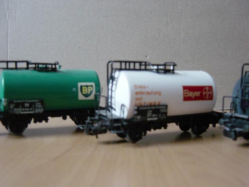 2-achsige Kesselwagen 8914639zcw