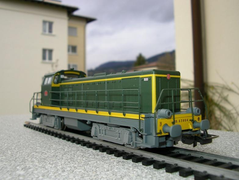 SNCF BB 63500 8965438jju