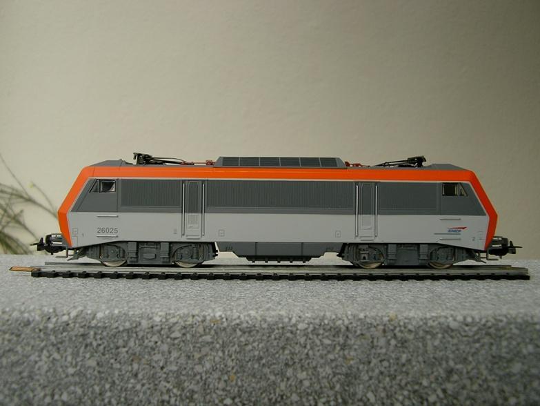"""SNCF BB 26000 """"Sybic"""" 8965610iyh"""