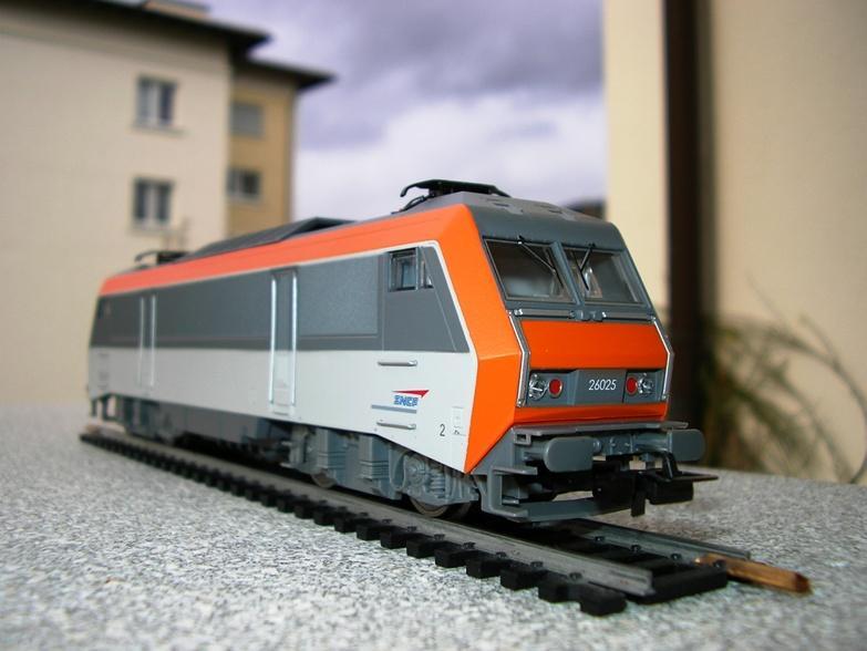 "SNCF BB 26000 ""Sybic"" 8965612jya"