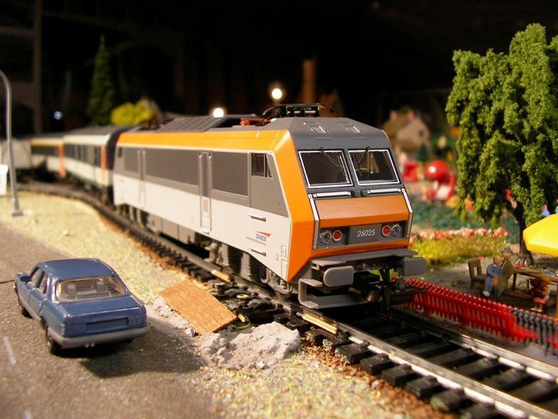 """SNCF BB 26000 """"Sybic"""" 8965638gra"""