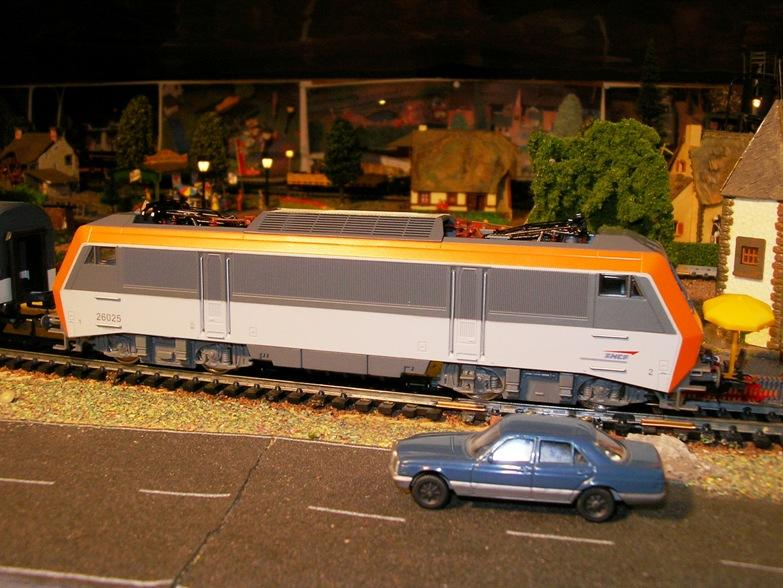 "SNCF BB 26000 ""Sybic"" 8965639wfx"