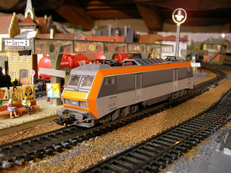 "SNCF BB 26000 ""Sybic"" 8965641hok"