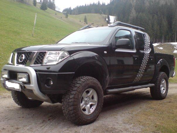 nissan navara d40 offroad forum austria. Black Bedroom Furniture Sets. Home Design Ideas