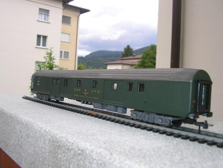 Jouef SBB Personenwagen 9009251ofd