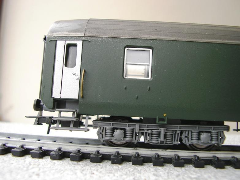 Jouef SBB Personenwagen 9009255bob