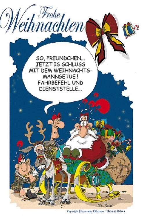 Bundeswehrforum.de - Weihnachten und so...