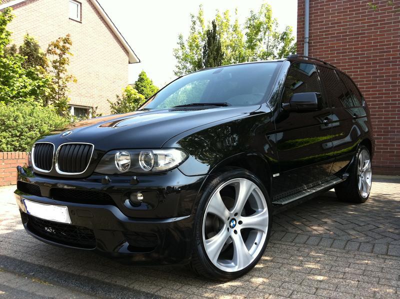 BMW X5 E53 Tuning