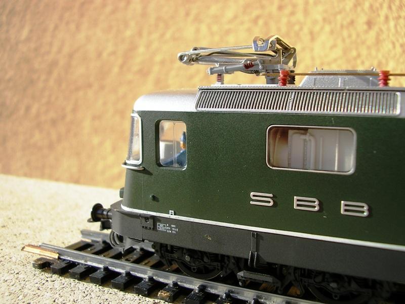 SBB Re 4/4 II 9102918wbo