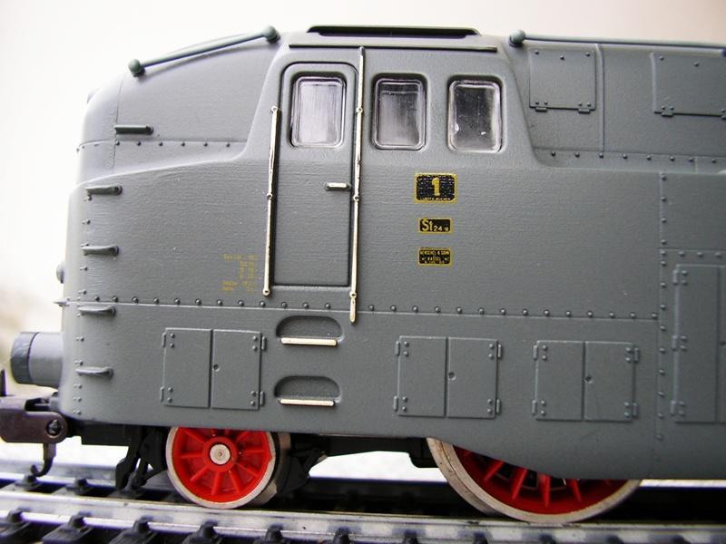 Deutsche Dampfloks 9194299mra
