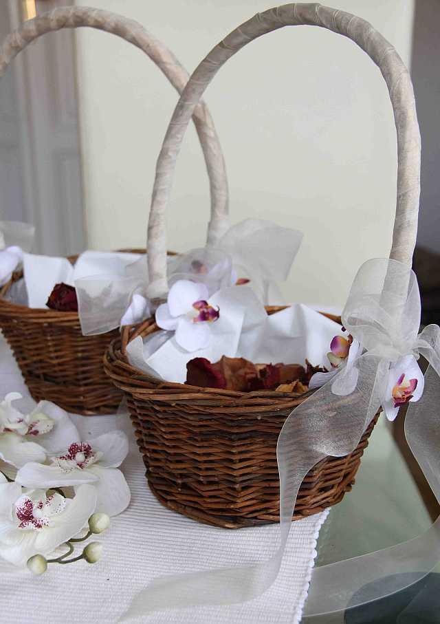 11 staffeleien von ikea cremefarben lackiert die haben Hochzeitsdeko creme
