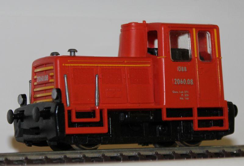 Die 2060 von Kleinbahn bringt eine neue Werkslok 9204247nrm