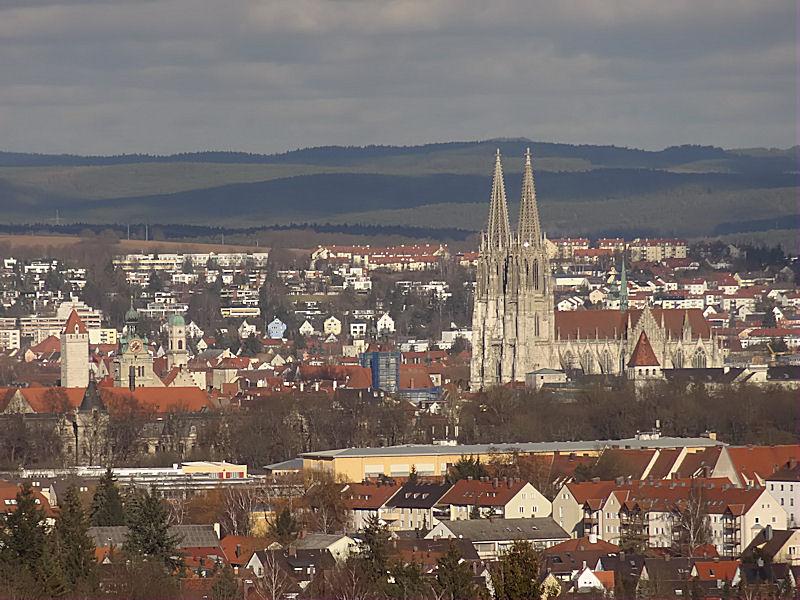Ziegetsberg Regensburg