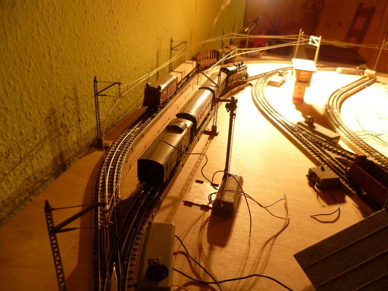 Märklin Nostalgieanlage im Bau 9307881kwc