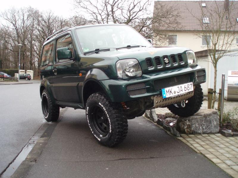 Suzuki jimny off road modifications - Vuelos sevilla bolonia
