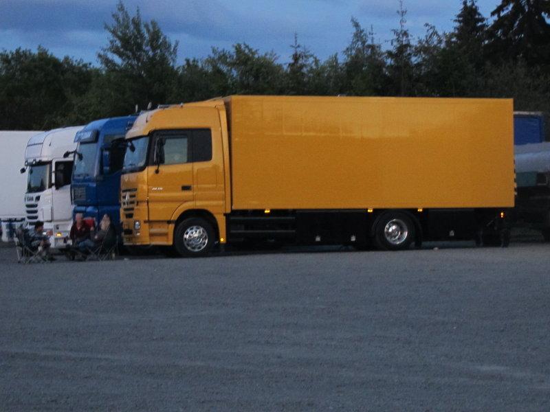 truck comprix nürburgring