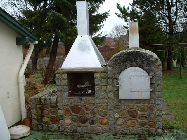Grillbau - Gartengrill stein ...
