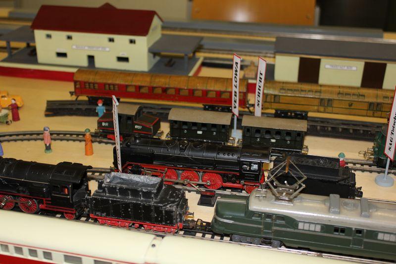 Der Modellbahntag in der Gustav-Heinemann-Oberschule, Berlin 9452404ume