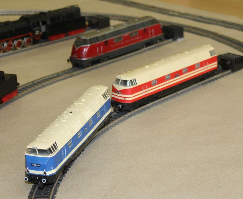 Der Modellbahntag in der Gustav-Heinemann-Oberschule, Berlin 9452474lmj