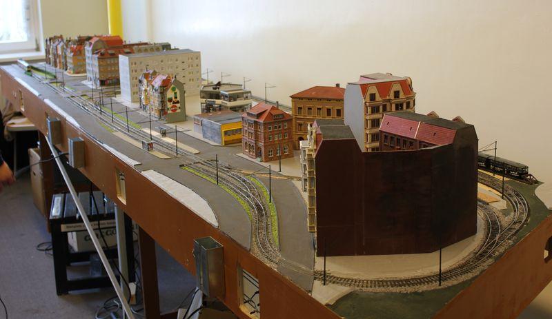 Der Modellbahntag in der Gustav-Heinemann-Oberschule, Berlin 9452565dxe