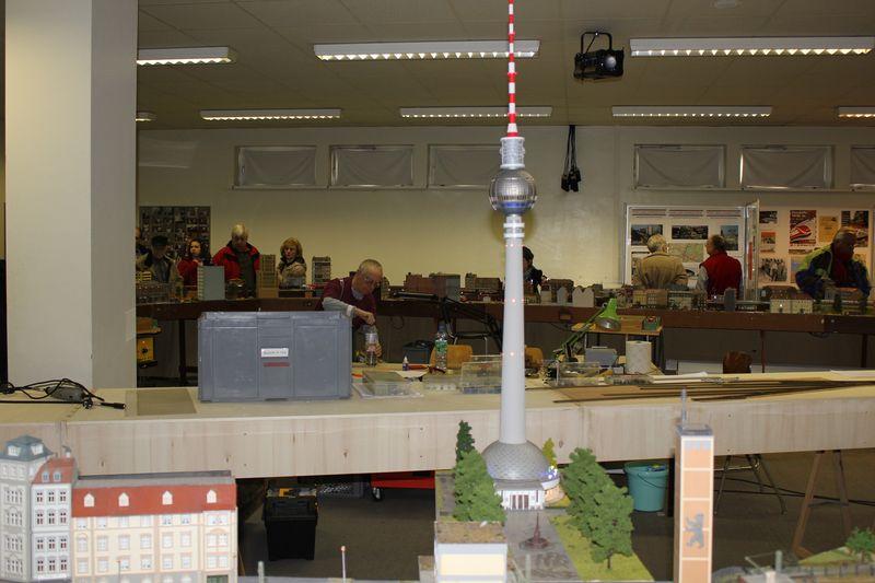 Der Modellbahntag in der Gustav-Heinemann-Oberschule, Berlin 9452581dbw