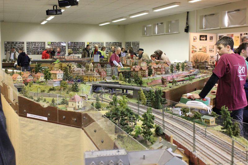 Der Modellbahntag in der Gustav-Heinemann-Oberschule, Berlin 9452585vpy