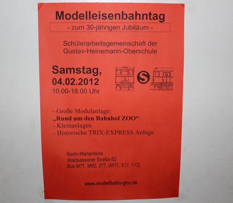 Der Modellbahntag in der Gustav-Heinemann-Oberschule, Berlin 9452621fdu