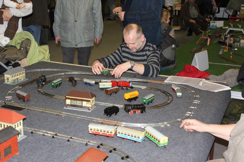 Der Modellbahntag in der Gustav-Heinemann-Oberschule, Berlin 9452724fbv
