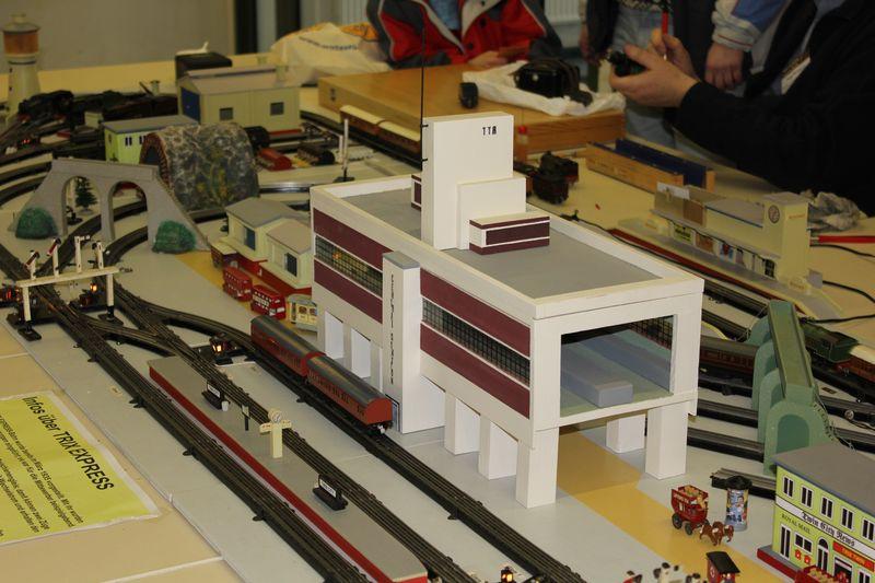 Der Modellbahntag in der Gustav-Heinemann-Oberschule, Berlin 9452759ple