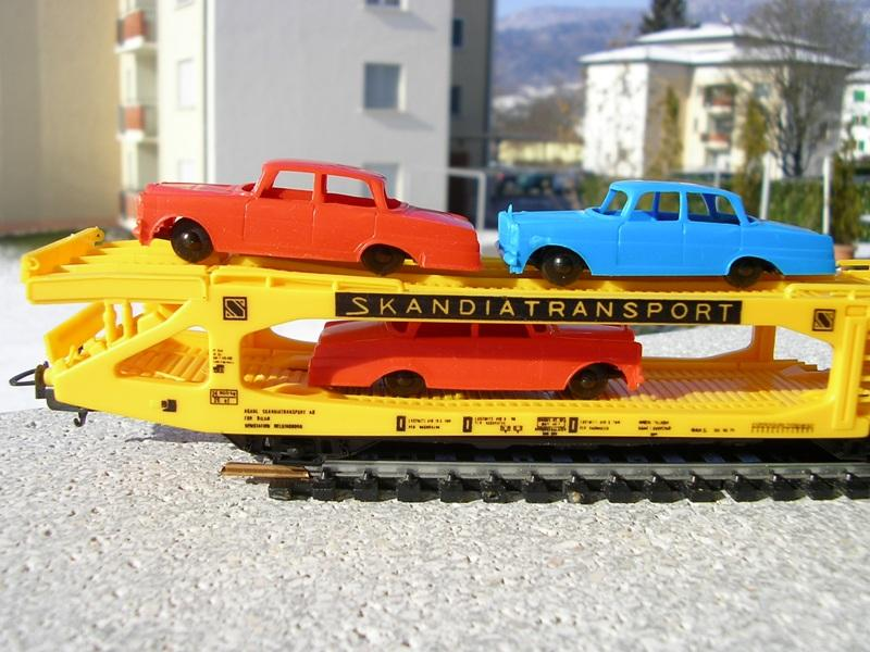 Auto- und LKW Transportwagen 9471921ret