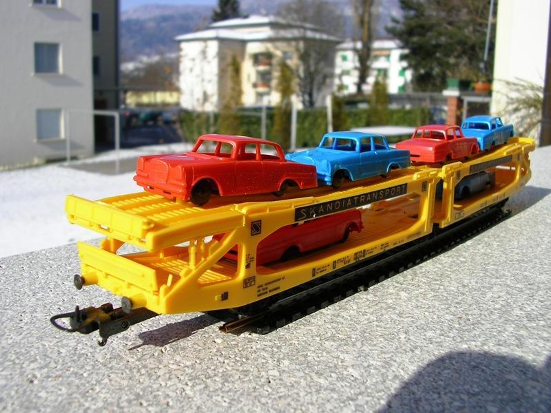 Auto- und LKW Transportwagen 9471922lhv