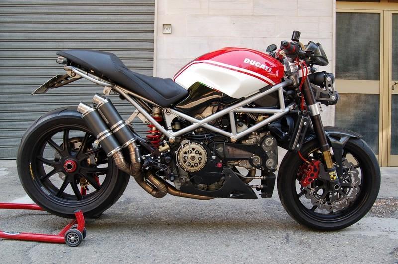 Ducati Monster Gpr Exhaust