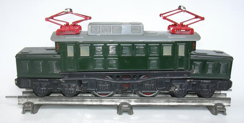Grosse Distler E-Lok Spur 0 mit Drehstromantrieb 9554681vxf