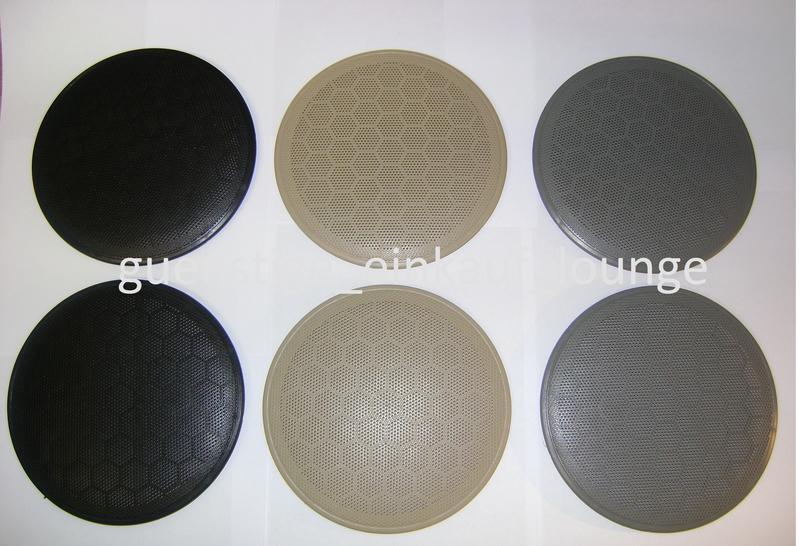 vw passat 3b 3bg bora golf iv 4 grille d 39 enceinte en gris 2 pi ces nouveau ebay. Black Bedroom Furniture Sets. Home Design Ideas
