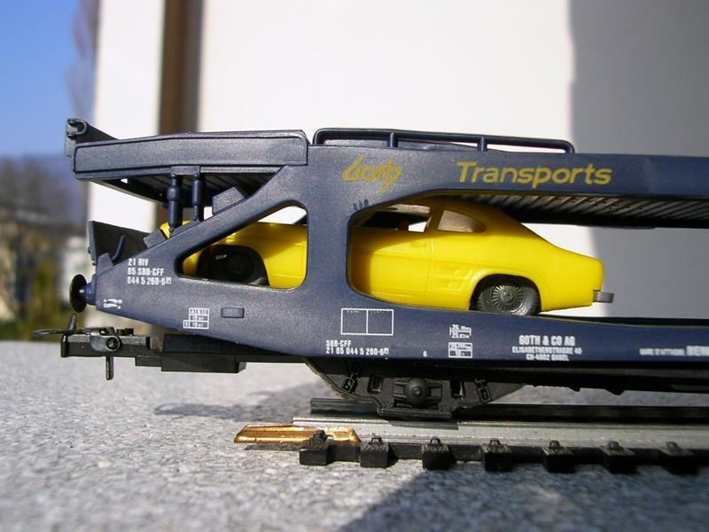 Auto- und LKW Transportwagen 9582471mla