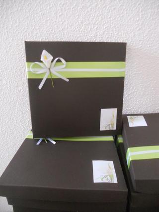 Für Die Schachteln Zur Einladung Hab Ich U20ac 32,  Ausgegeben. Das Sind Dann U20ac  0,72 Pro Schachtel. So Sehen Die Schachteln Aus: