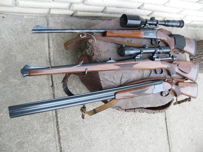 vadászapró golyós puska